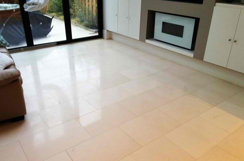 Residential Floor Cleaning