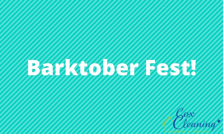 Barktober Fest!