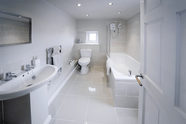 Move In & Out Bathroom Cleaning