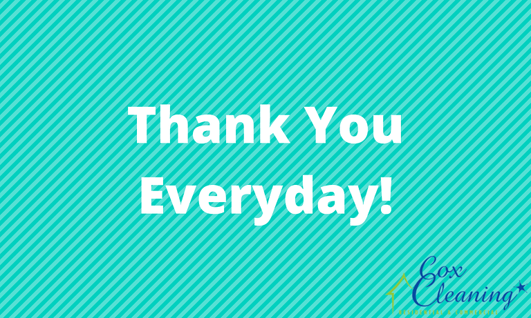 Thank You Everyday!