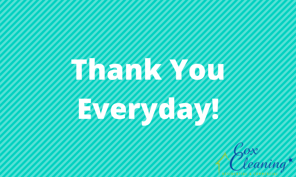 You are currently viewing Thank You Everyday!