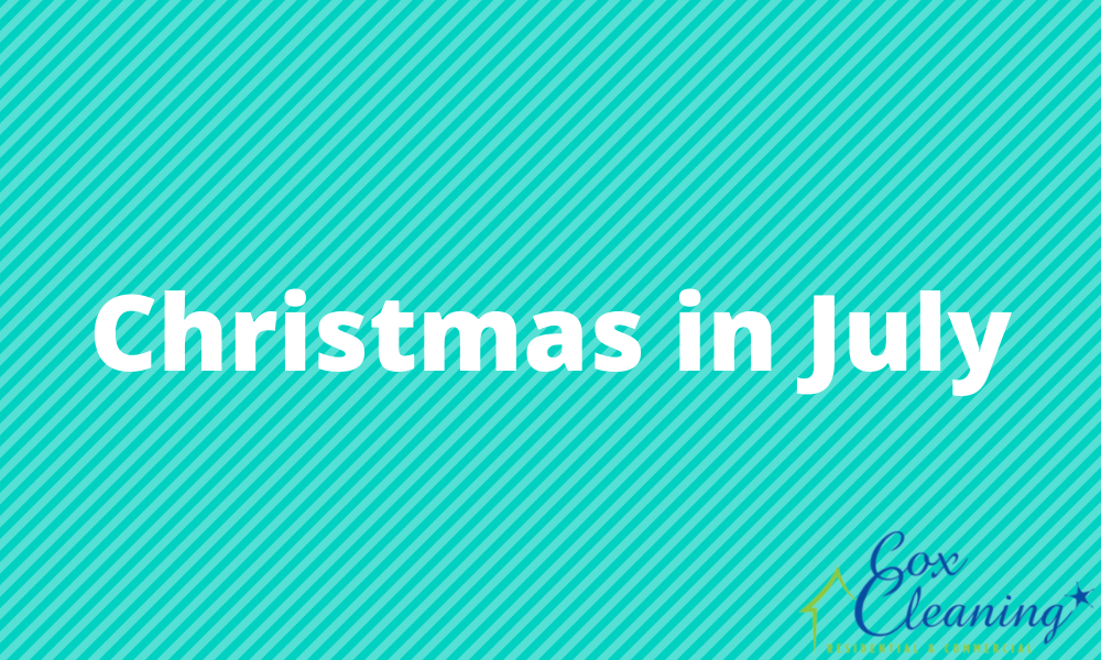 You are currently viewing Christmas in July